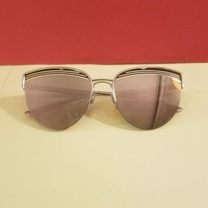 Bvlgari 6118 Cat Eye Sunglasses